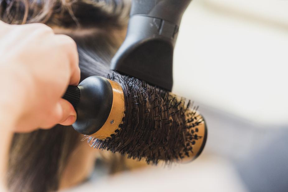 hair blowdry